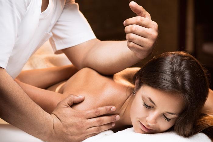 Klasická masáž čiastočná