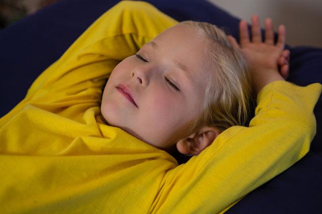 Vyšetrenie detí, juniorov a dospelých