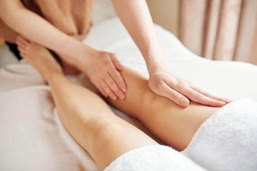 Masáž nôh 30 minút